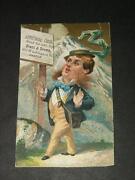 Boston Victorian Trade Cards