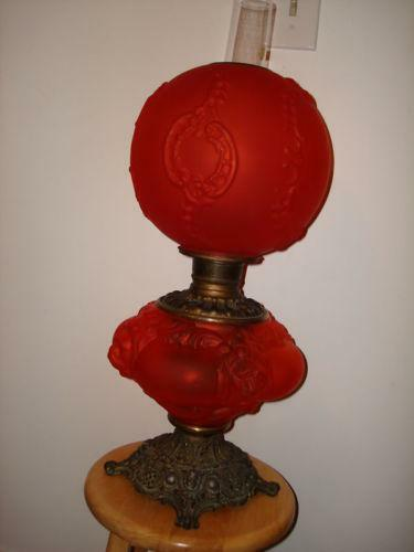 Gone With The Wind Lamps Kerosene Ebay