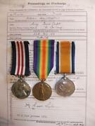 Military Medal Ribbon
