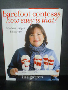 Barefoot Contessa How Easy Is That Cookbook SOLD PENDING
