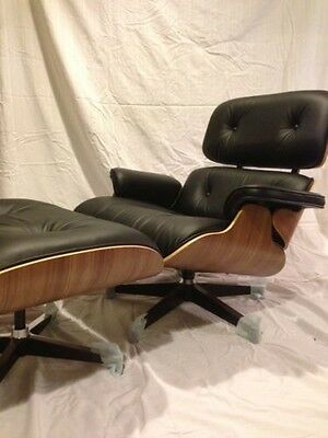 Herman Miller Eames Lounge Chair & Ottoman Authentic Item Brand New Certificate on Rummage