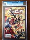 Avengers/Invaders CGC Modern Age Avengers Comics