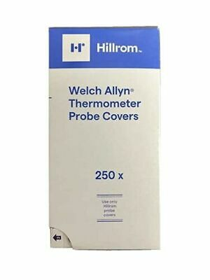 Adtemp Thermometers Welch Allyn Thermometer Probe Covers 250pc