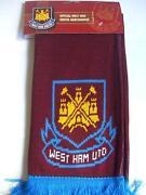 West Ham Scarf