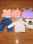 Girls Clothing Size 12