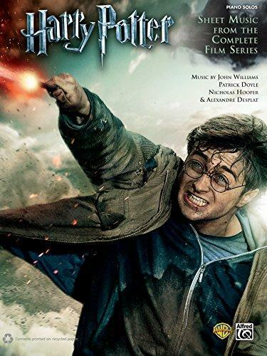 Harry Potter - Sheet Music From The Complete Film Series - Piano Solos