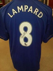 Chelsea Signed Shirt 2012 4f06561e1