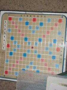 Deluxe Scrabble Game