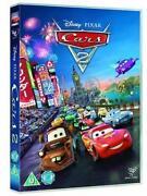 Disney Cars 2 DVD