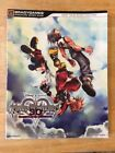 Kingdom Hearts 3D: Dream Drop Distance Video Game Strategy Guides & Cheats
