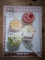 """Tupperware Kochbuch  """"Cupcakes - geliebte Törtchen  - Neu Rheinland-Pfalz - Asbach Vorschau"""