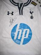 Tottenham Signed