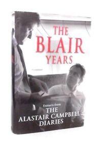 Blair Years - Alastair Campbell