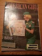 Vintage American Girl Magazine