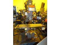 EXCEL PINNACLE MODEL PKTM - 380 VM40 TURRET MILLING MACHINE
