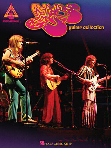 YES GUITAR TAB / TABLATURE / ***BRAND NEW*** / YES GUITAR COLLECTION / SONGBOOK