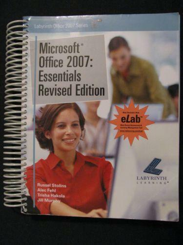 microsoft office 2007 textbook