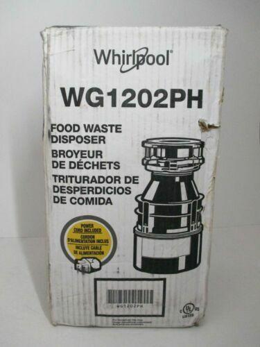 NEW Whirlpool wg1202ph