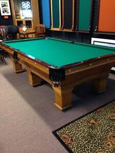 Pool Table New Used Lights Felt Outdoor Covers EBay - Outdoor pool table ebay