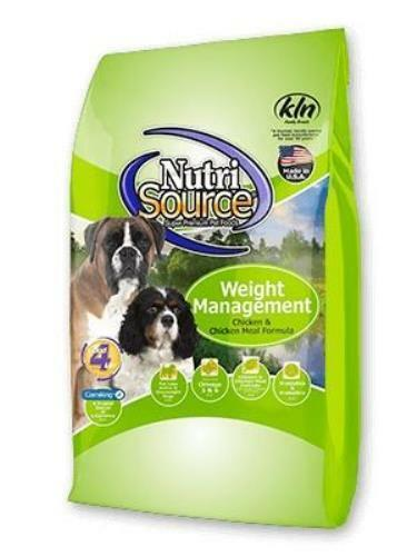 Tuffy'S Pet Food Nutrisource Weight Management Dog Food 15Lb