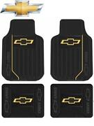 Chevy Logo Floor Mats