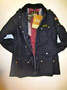 Barbour Wax Jacket Size 10