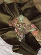 Antique Silk Ribbon