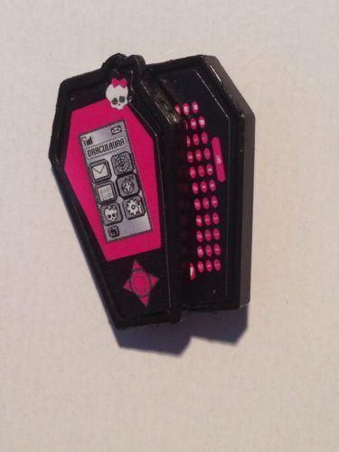 Monster High Icoffin Mattel Ebay