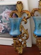 French Candle Wall Sconce