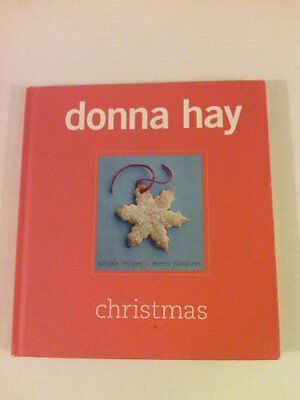 Donna Hay Christmas: Simple Recipes, Menu Planners ()