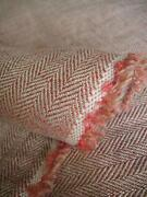 Pink Tweed Fabric