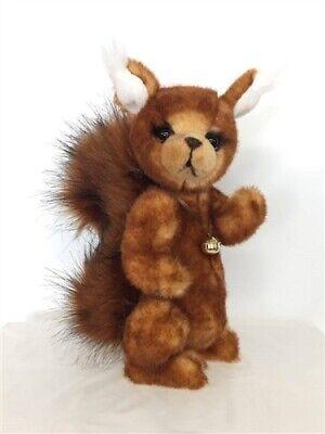 Nutkin Mohair Squirrel by Kaycee Bears - 11