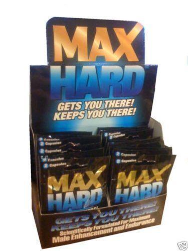 max hard sexual remedies supplements ebay