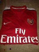 Arsenal Shirt Fabregas