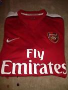 Arsenal Shirt Fabregas