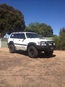 Nissan Patrol GU Turbo Diesel