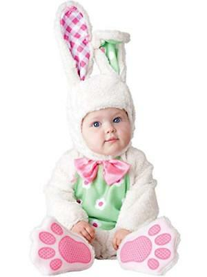 Incharachter Baby Bunny Halloween Costume Infant Baby Size Large 18 mths to - Baby Bunny Halloween Costumes