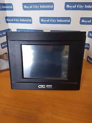 Ctc Parker Pc10-6t6-xda-bd3 Touchscreen Hmi