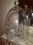 Shabby Chic Glass Bottles
