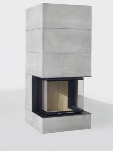 panorama kamin brunner ebay. Black Bedroom Furniture Sets. Home Design Ideas