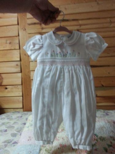 Smocked Baby Dresses Ebay