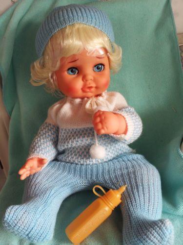 Vintage Baby Boy Doll Ebay