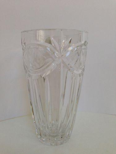 Gorham Crystal Vase Ebay