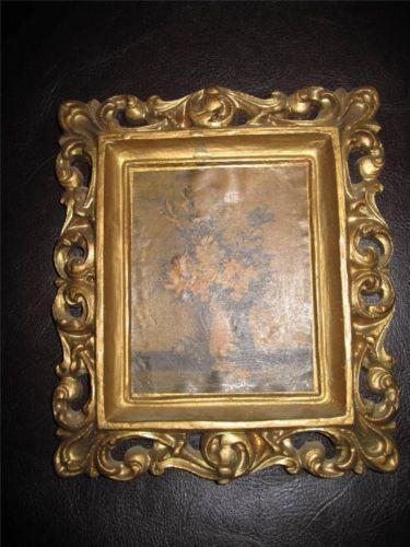 Antique Wood Frame Ebay