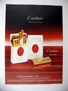 Cartier Cigarette