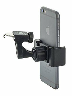 Square Jelly Grip Car Vent Mount for Smartphones and Garmin