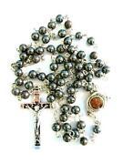 Mens Rosary Beads