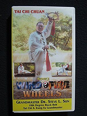 Tai Chi Chuan Wind Fire Wheels Novice W/ Dr. Steve L. Sun [VHS] [VHS Tape]