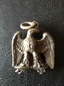 RARE EAGLE KEYCHAIN ORNAMENT