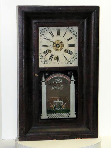 Antique Alarm Clock Ebay